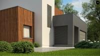 Проект дома Zx74 Фото 3