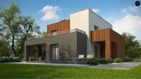 Проект дома Zx74 Фото 6