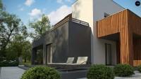 Проект дома Zx74 Фото 7