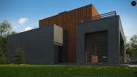 Проект дома Zx74 Фото 8