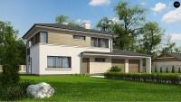Проект дома Zx8 gp2