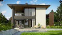 Проект дома Z156A minus Фото 4