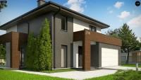 Проект дома Z156A minus Фото 5