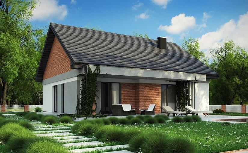 Проект дома Z316