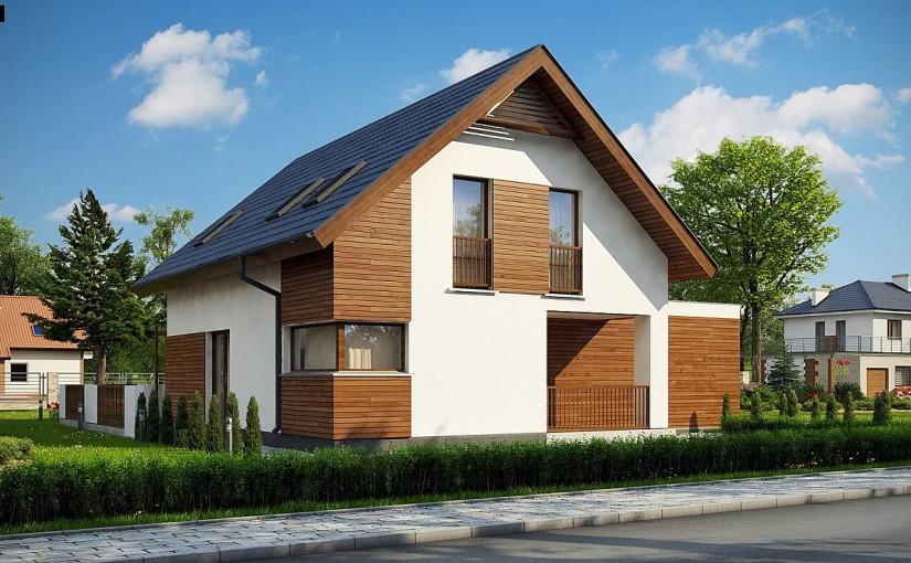 Проект дома Z350