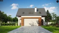 Проект дома Z350 Фото 3
