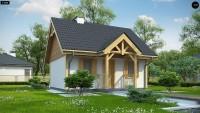 Проект дома Z352 Фото 6