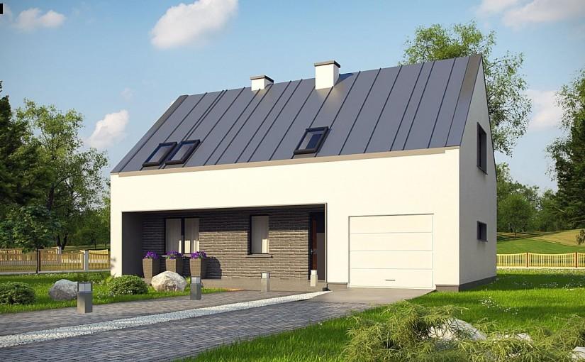 Проект дома Z353