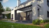Проект дома Z353 Фото 3