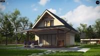 Проект дома Z362 Фото 3