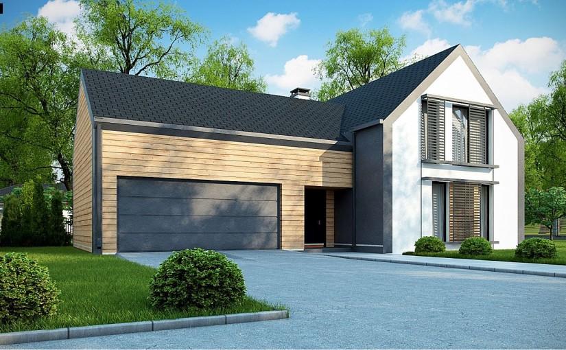 Проект дома Z373