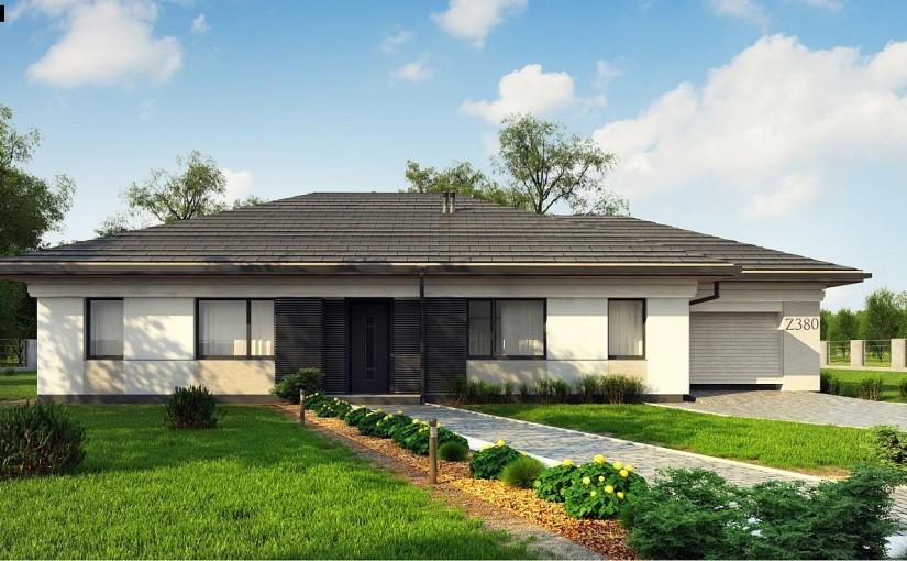 Проект дома Z380