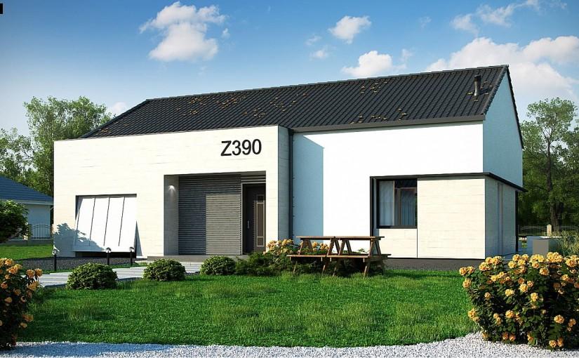 Проект дома Z390