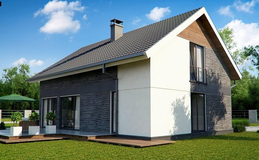 Проект дома Z394