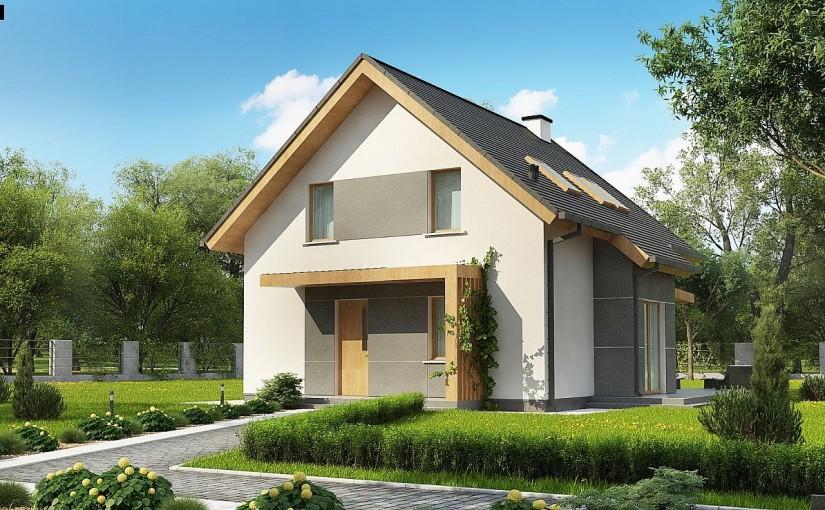 Проект дома Z44 A