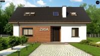 Проект дома Z95 A Фото 4