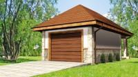 Проект гаража Zg7