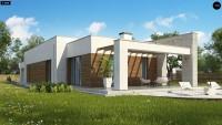 Проект дома Zx129 Фото 1