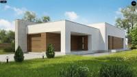 Проект дома Zx129 Фото 2