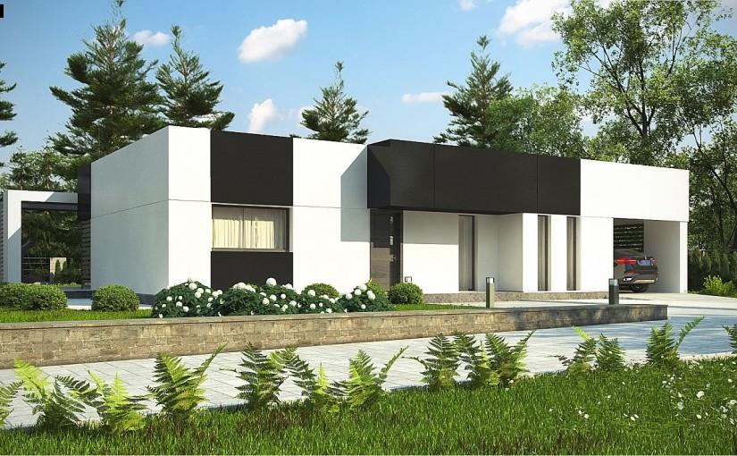 Проект дома Zx150