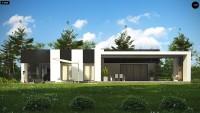 Проект дома Zx150 Фото 5