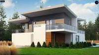 Проект дома Zx182