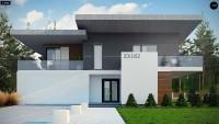Проект дома Zx182 Фото 5