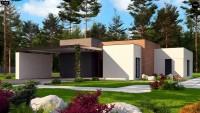 Проект дома Zx183