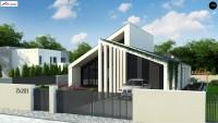 Проект дома Zx201 Фото 1