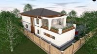 Проект дома Zx201 Фото 5