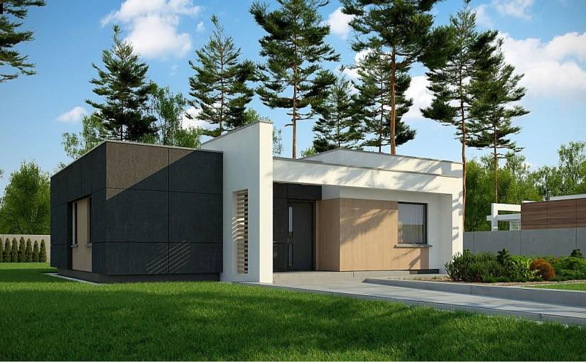 Проект дома Zx77 A