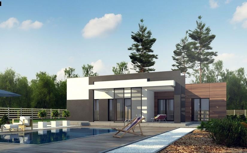 Проект дома Zx78