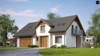 Проект дома Z172 gl2