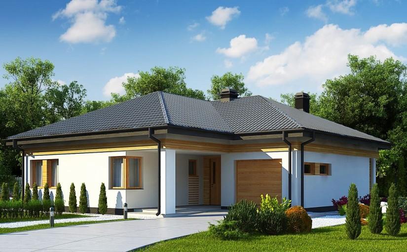 Проект дома Z204 Gp