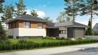 Проект дома Z335
