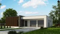 Проект дома Zx49 GP2