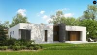 Проект дома Zx49 GP2 Фото 1