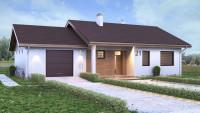 Проект дома H5