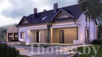 Проект дома ZH3