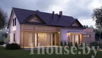 Проект дома Минский-1 Фото 1