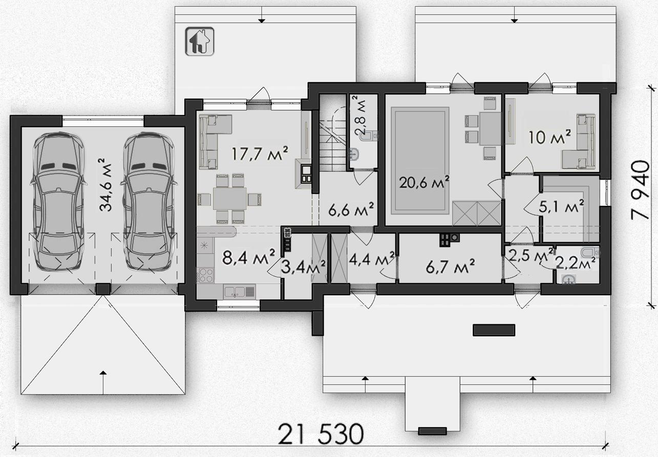 дома ZH3