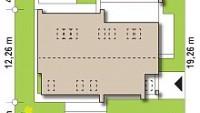 Минимальные размеры участка для проекта Z346