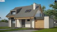 Проект дома Z146 GP Фото 1