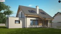 Проект дома Z146 GP Фото 4