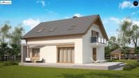 Проект дома Z255 B pc Фото 1