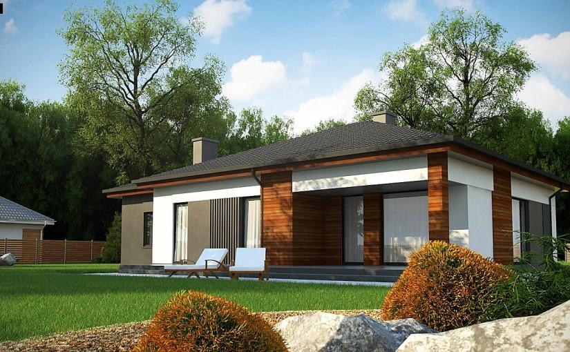 Проект дома Z375