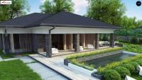 Проект дома Z400