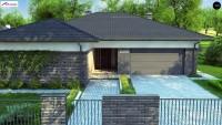 Проект дома Z400 Фото 1