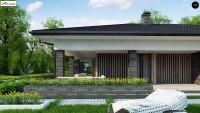Проект дома Z400 Фото 3