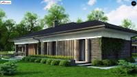 Проект дома Z400 Фото 6